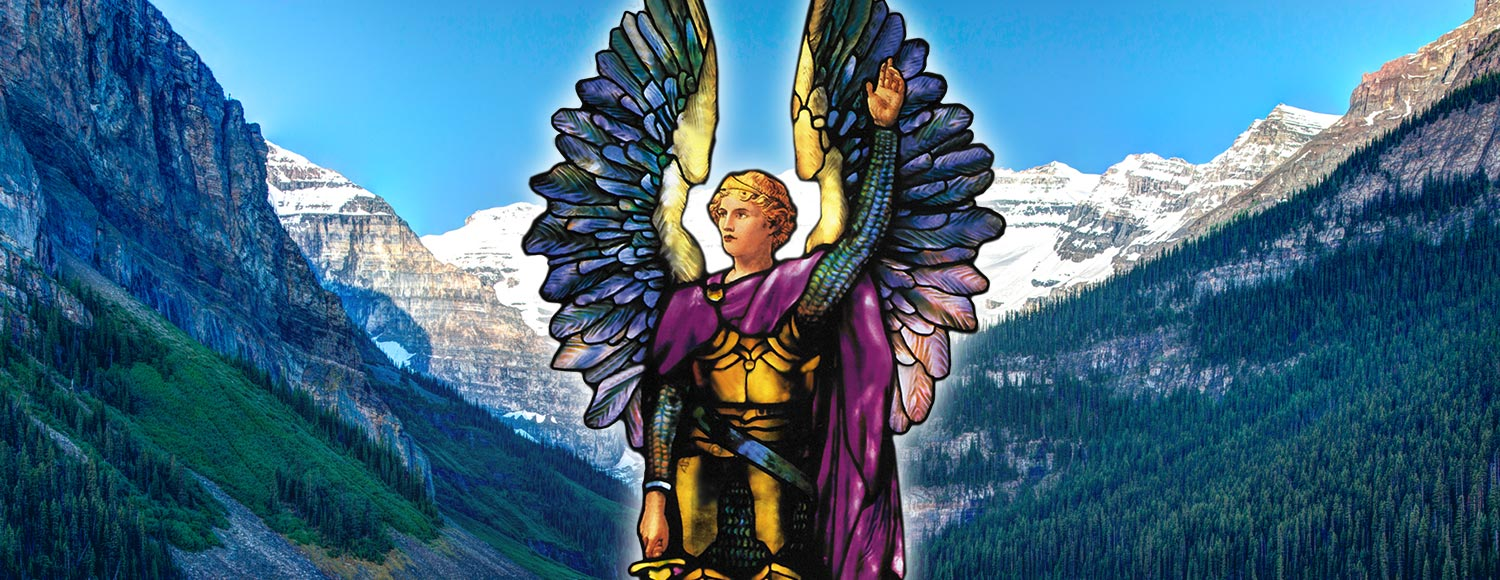 Archangel Michael Lake Louise