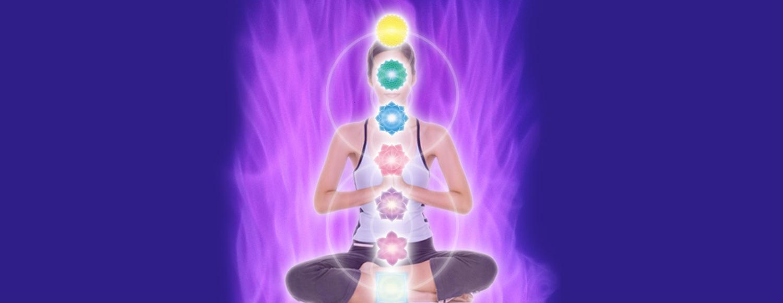 Violet Flame Chakra Meditation