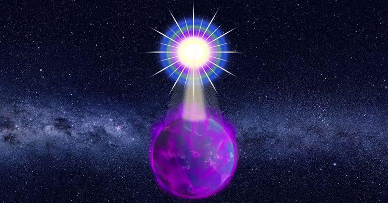 Violet Flame Decrees Planet