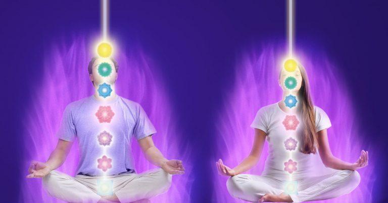 Violet Flame Chakra Meditation b