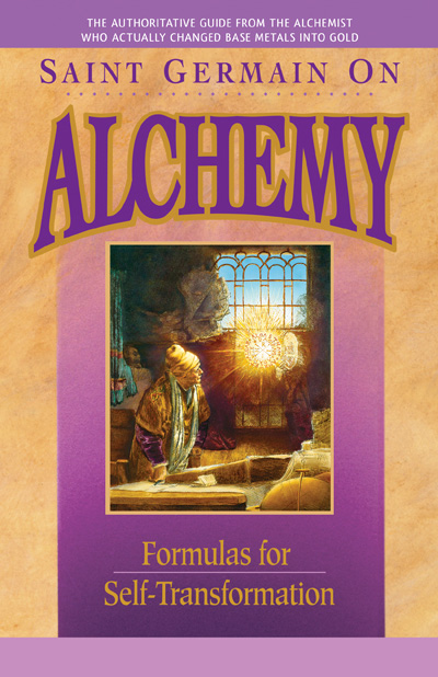 Saint Germain On Alchemy book
