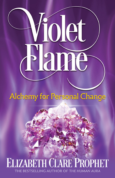Violet Flame - Alchemy for Personal Change